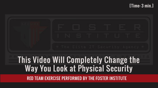 Watch Mike Foster CEO